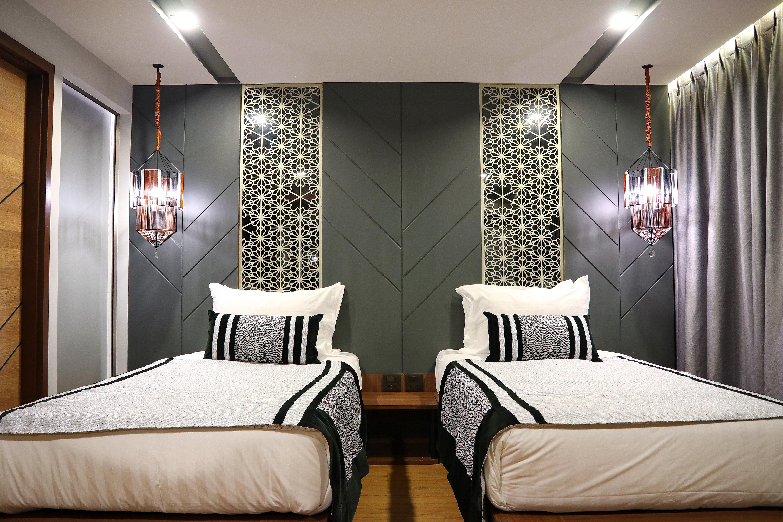 1-twin-2 Deluxe Room 豪华房