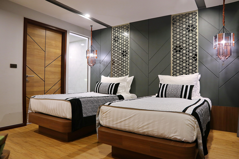 2twin-2 Deluxe Room 豪华房
