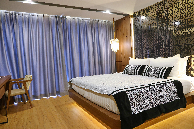 3-7 Deluxe Room 豪华房